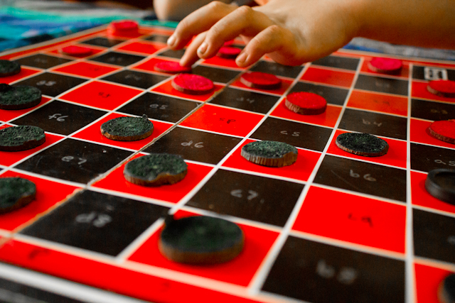 checkers-game